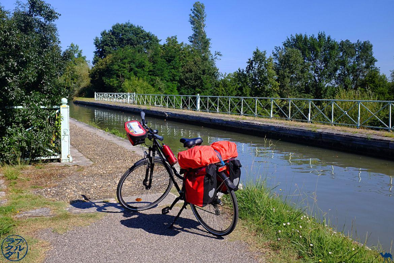 Le Chameau Bleu -Blog Voyage Photo du Lot et Garonne - Canal des Deux Mers à Vélo