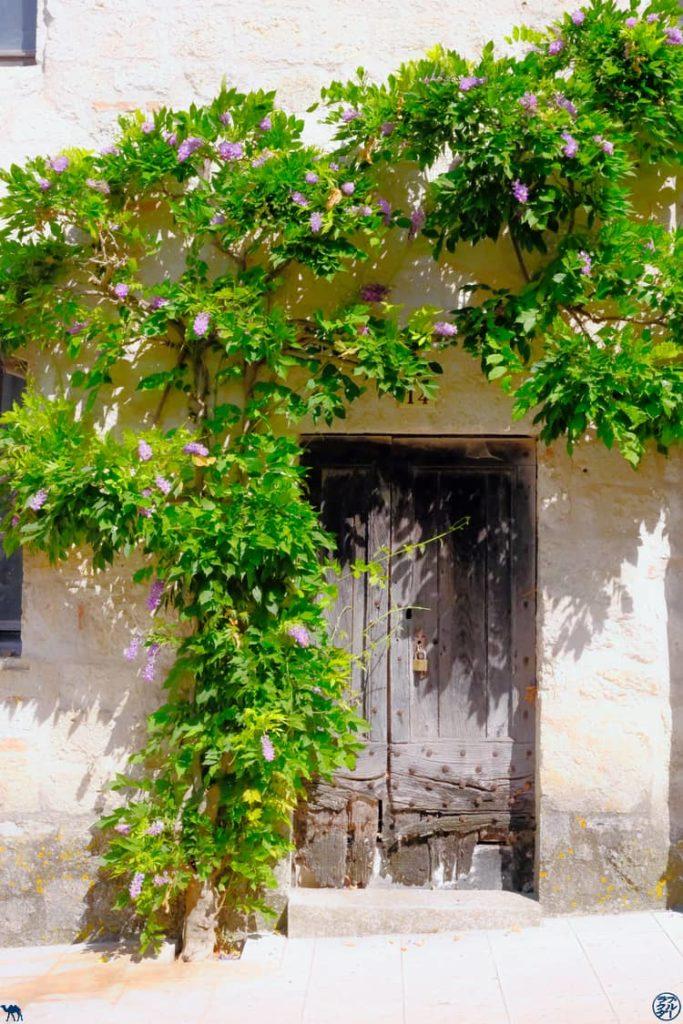 Le Chameau Bleu - Blog Voyage et Gastronomie - Porte à Lauzerte - Tarn Et Garonne