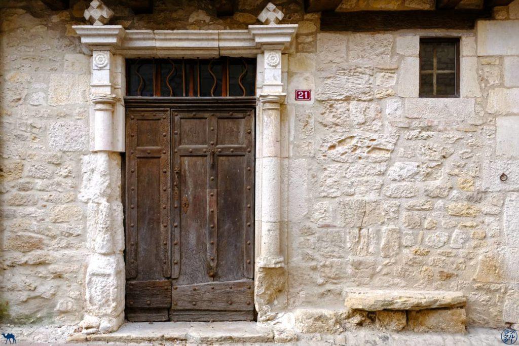 Le Chameau Bleu - Blog Voyage et Gastronomie - Porte - Montpezat de Quercy