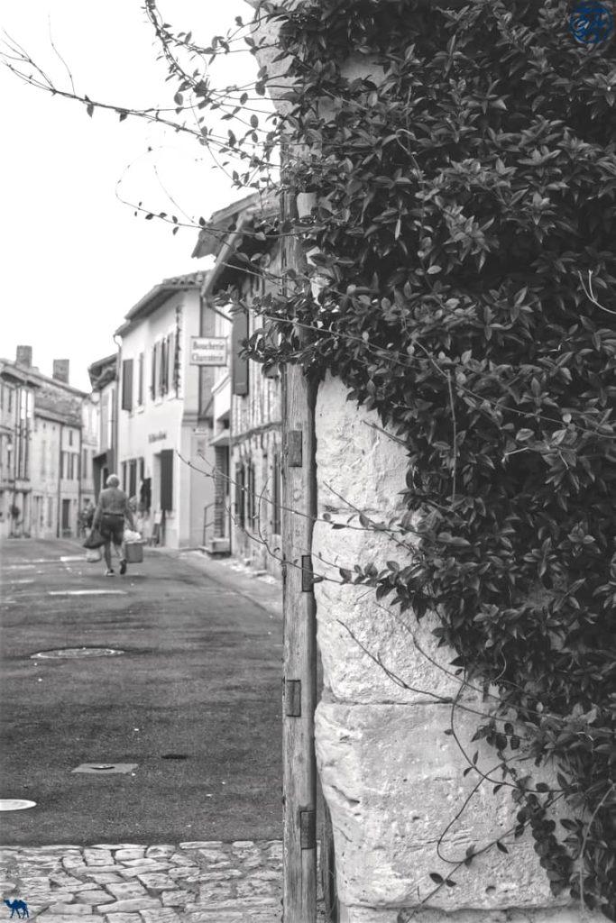 Le Chameau Bleu - Blog Voyage et Gastronomie - Portes de la ville - Montpezat de Quercy
