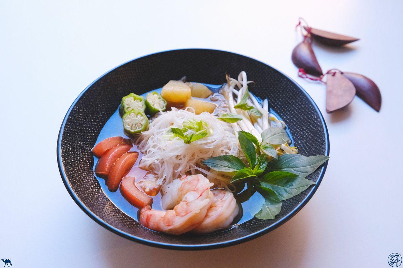 Le Chameau Bleu - Blog Voyage et Gastronomie - Recette acidulée de la Soupe de Tamarin