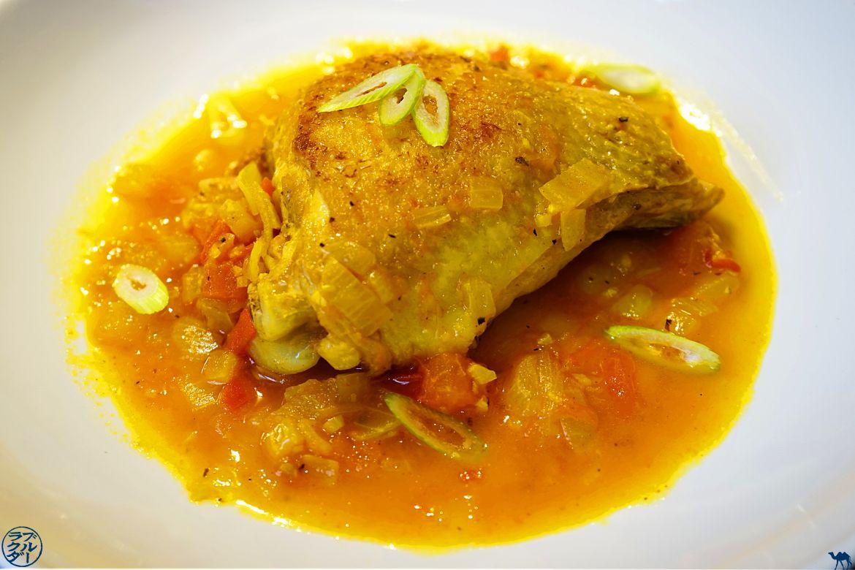 Le Chameau Bleu - Blog Gastronomie - Recette du cari de poulet