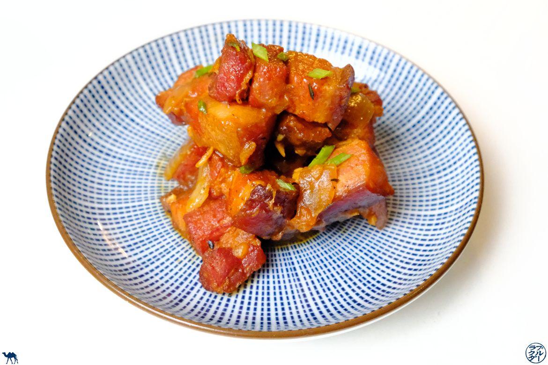 Le Chameau Bleu - Blog Gastronomie - Recette créole de Rougail de Porc