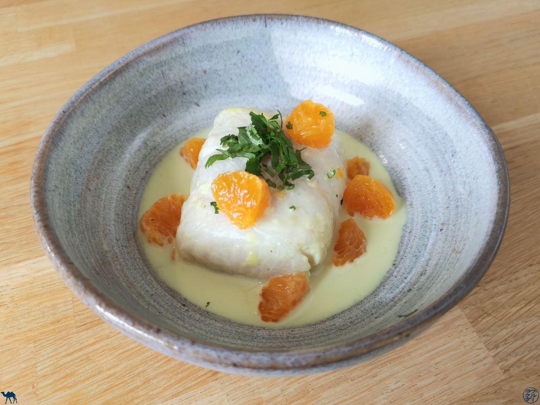 Le Chameau Bleu - Blog Gastronomie - Recette Poisson - Coco - Clementine