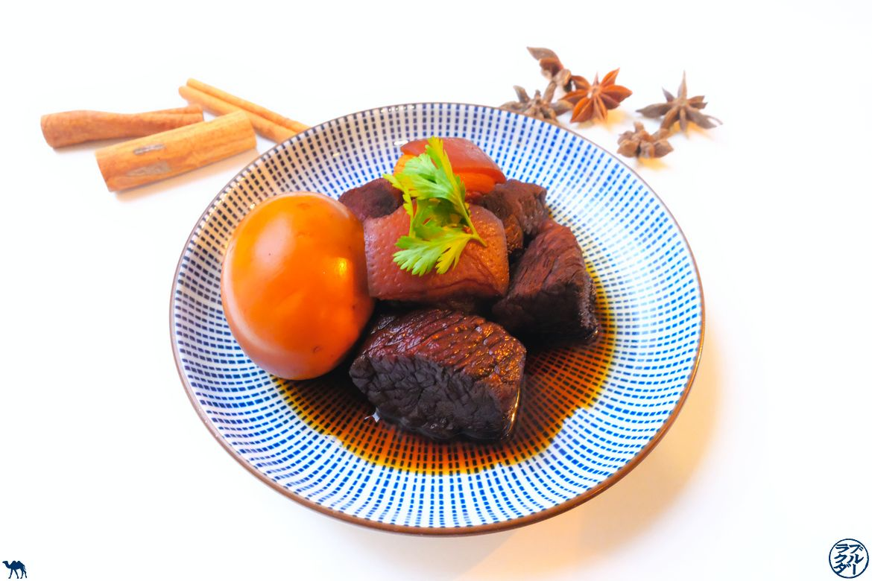 Le Chameau Bleu - Blog Gastronomie et Voyage - Porc Au Caramel