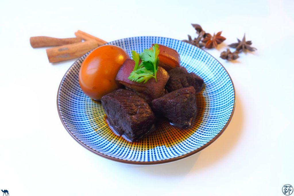 Le Chameau Bleu - Blog Gastronomie et Voyage - Recette du Porc au Caramel