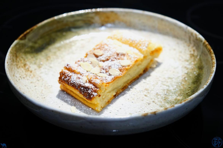 Le Chameau Bleu - Blog Cuisine et Voyage - Recette de Topfenstrudel Autrichien