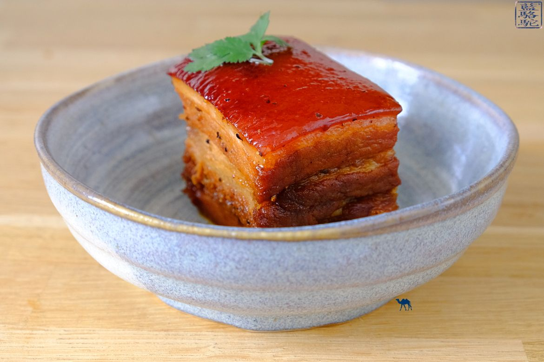 Le Chameau Bleu - Blog Cuisine Asiatique- Recette de la poitrine de porc braisée