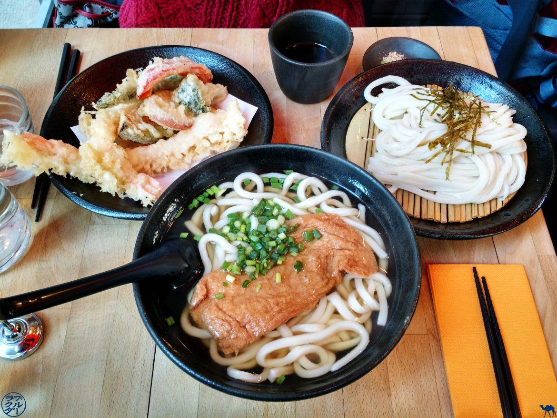 Le Chameau Bleu - Blog Gastronomie - Repas à Sanukiya - Restaurant de Udons à Paris