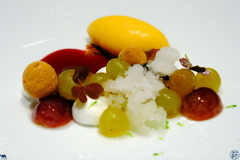 Le Chameau Bleu - Blog Gastronomie - Restaurant Gastronomique fusion japonais français - Le Clos Y