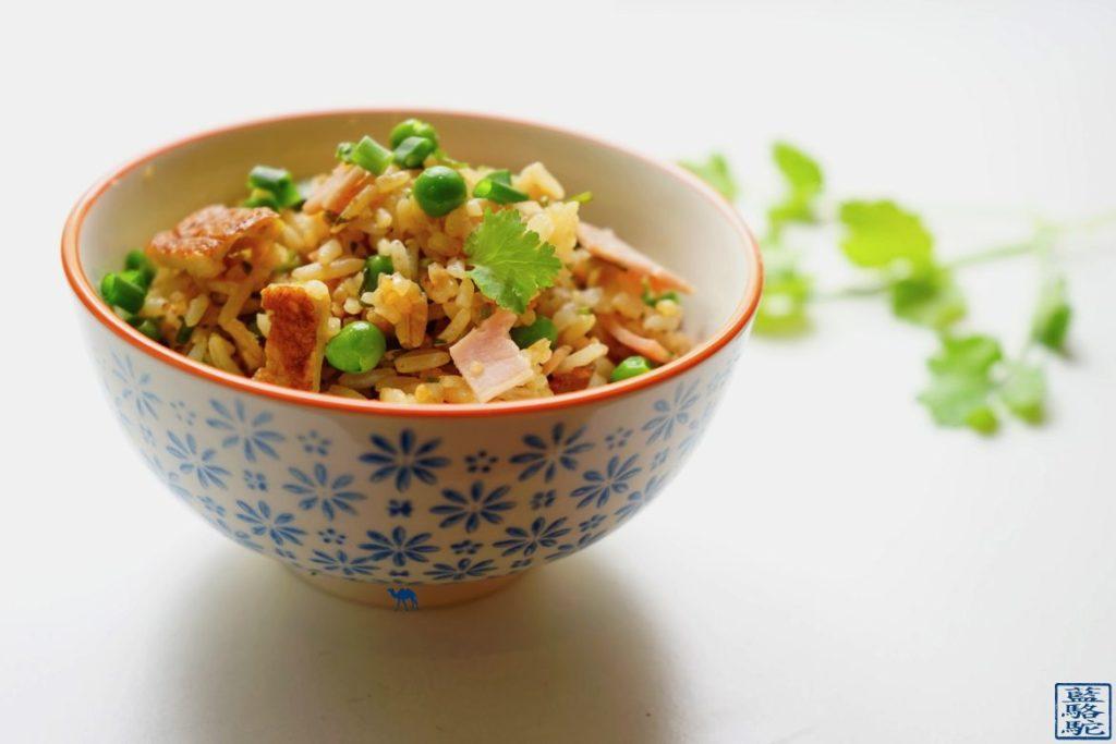 Le Chameau Bleu - Blog Cuisine - Recette du riz cantonais ou riz sauté