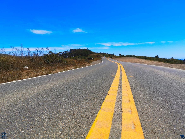 Le Chameau Bleu - Blog Voyage Californie - route pour Muir Beach