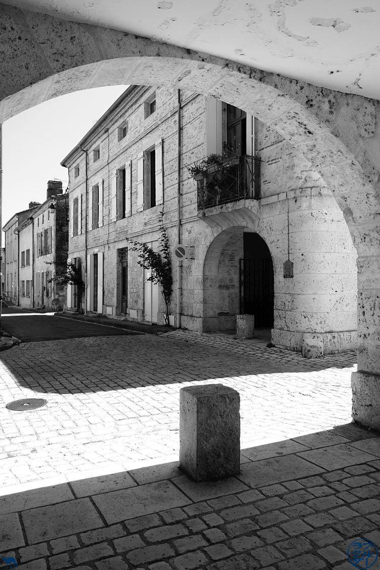 Le Chameau Bleu -Blog Voyage Photo du Lot et Garonne - Ville de Damazan