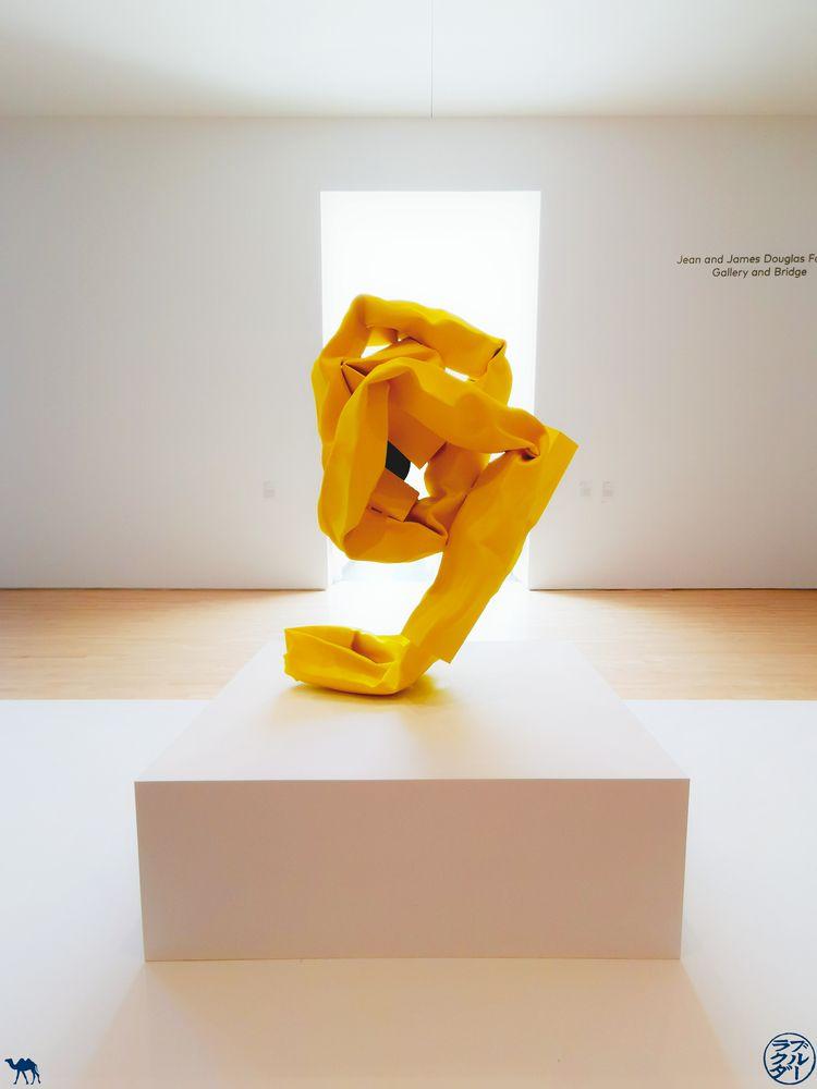 Le Chameau Bleu - Blog Voyage Musée d'art moderne de San Francisco - SFMOMA et ses sculptures