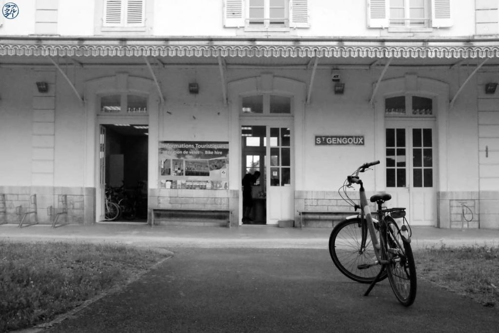 Le Chameau Bleu - Blog Voyage et Outdoor - Bourgogne boucle à vélo