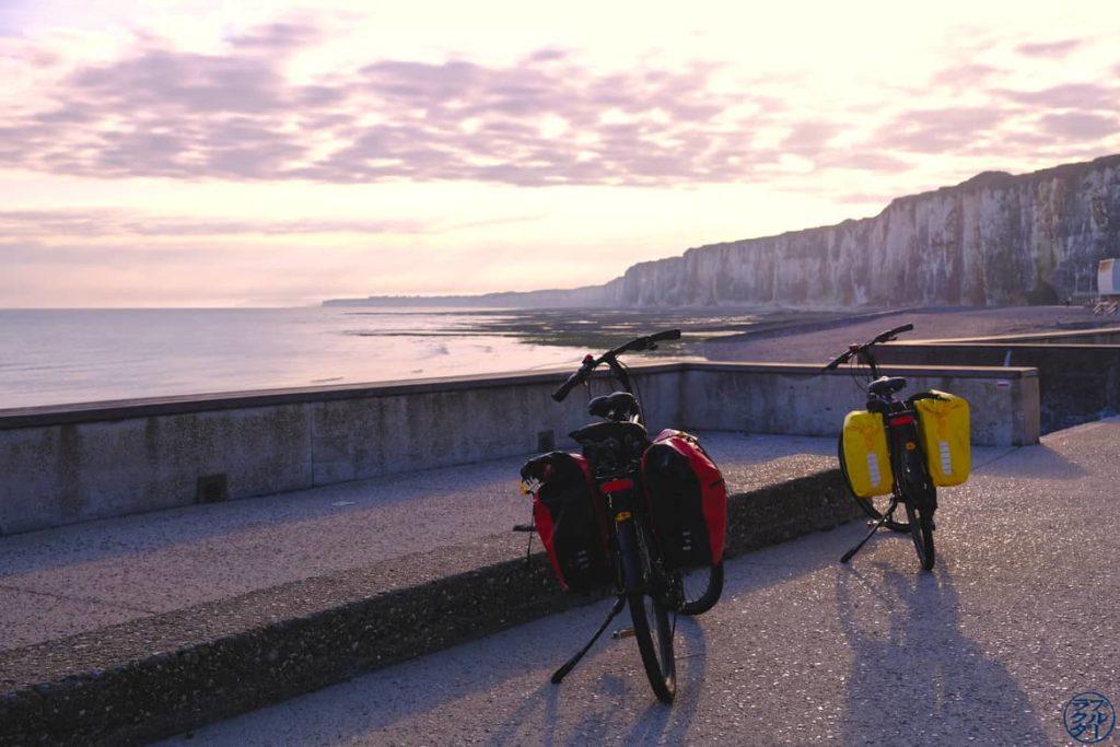 Le Chameau Bleu - Blog Voyage et Photo - Saint Valery En Caux entre Fécamp et Dieppe à Vélo