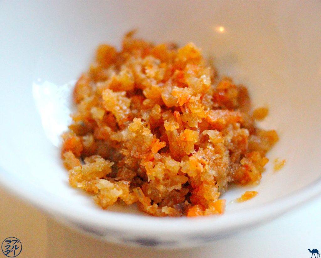 Le Chameau Bleu - Blog Voyage et Gastronomie - Pâte de crevette séchée