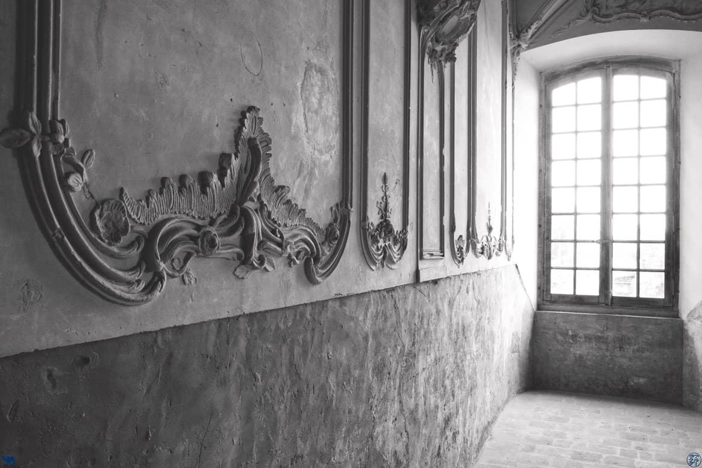 Le Chameau Bleu - Blog Voyage et Cuisine - Salle Abbaye de Belleperche - Tarn et Garonne