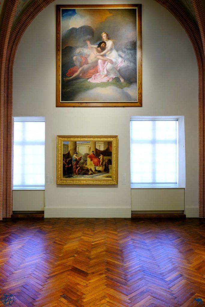Le Chameau Bleu - Blog Voyage et Cuisine - Salle Musée Ingres Bourdelle Montauban