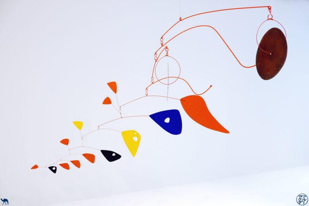 Le Chameau Bleu - Blog Voyage Musée d'art moderne de San Francisco - SFMOMA et Calder