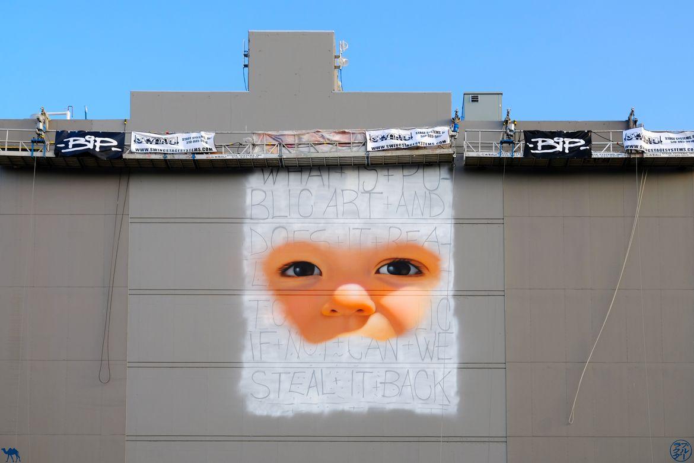Le Chameau Bleu - Blog Voyage San Francisco - Street Art de San Francisco
