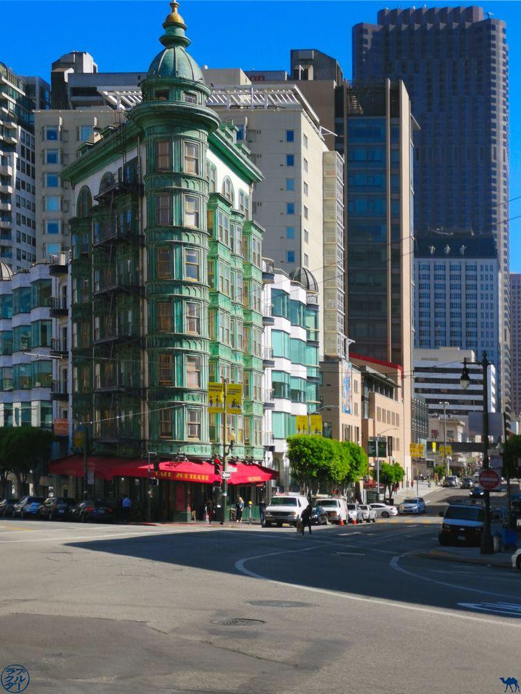Le Chameau Bleu - Blog Voyage à San Francisco - Cafe Zoetrope