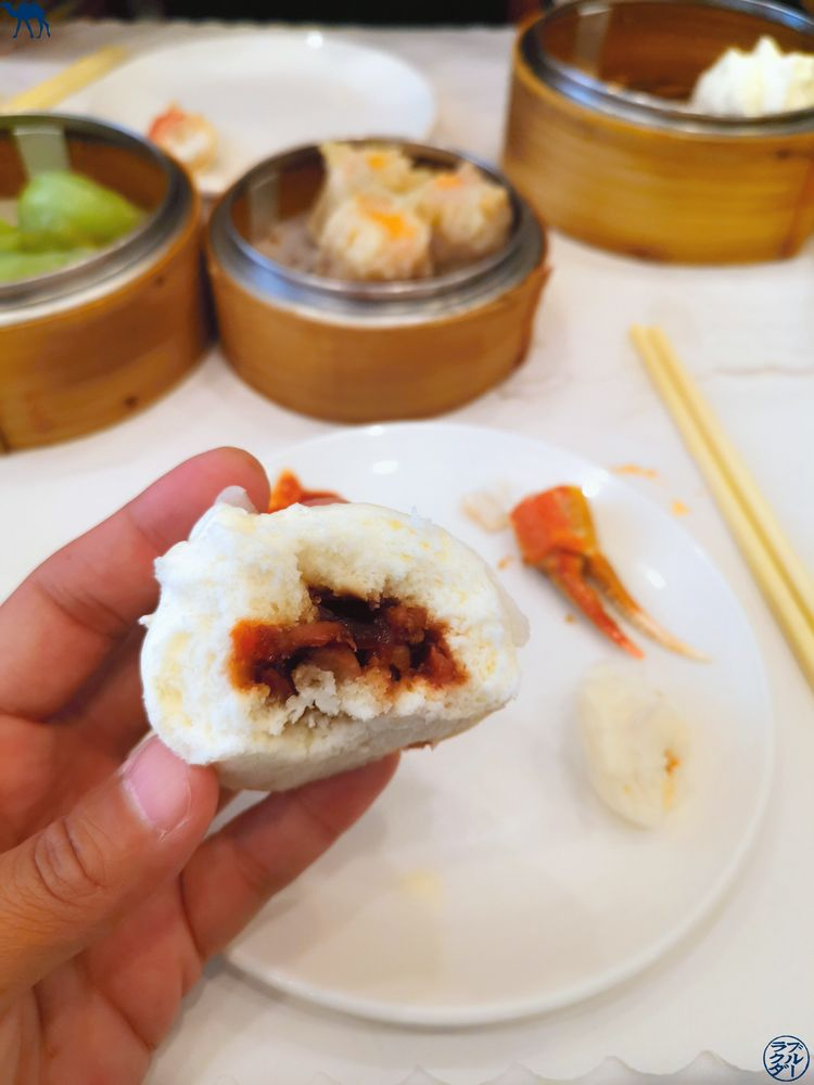 Le Chameau Bleu - Blog Voyage San Francisco - Dim Sum à Chinatown - CharSui Bao