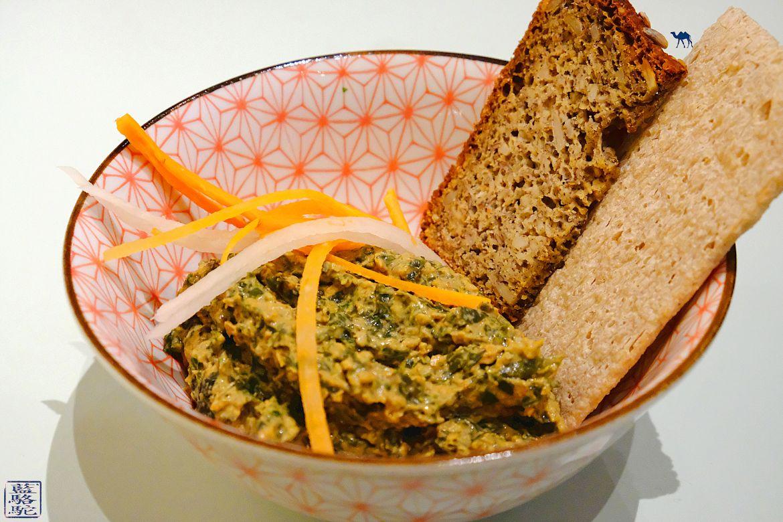 Le Chameau Bleu - Blog Voyage New York City Restaurant Le Botaniste à New York Soho - Wakamé