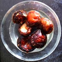 Le Chameau Bleu - Blog Cuisine -Shiitaké