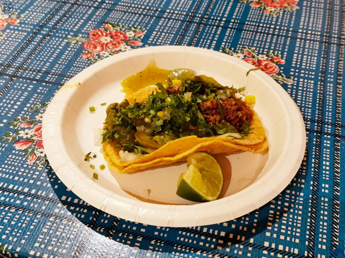 Le Chameau Bleu - Blog Voyage Philadelphie USA - Nos Petites adresses- Tacos au South Philly Barbacoa