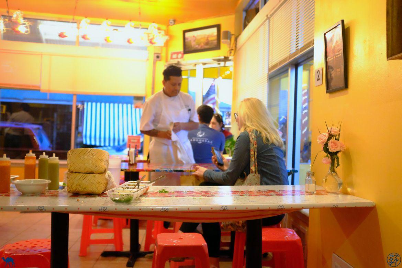 Le Chameau Bleu - Blog Voyage Philadelphie USA - Nos Petites adresses- Salle de South Philly Barbacoa