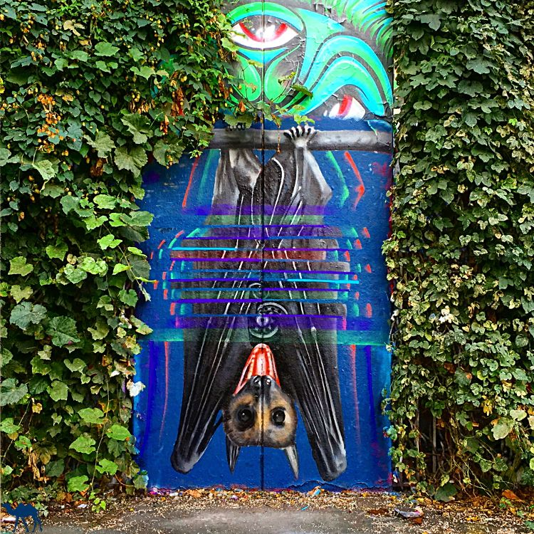 Le Chameau Bleu - Blog Street Art - Voyage à Berlin Allemagne