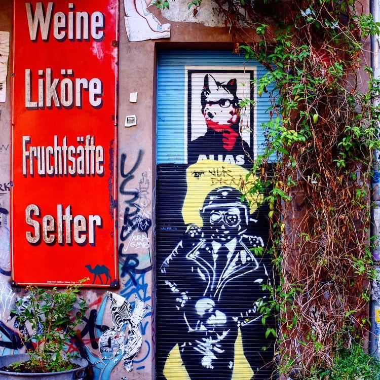 Le Chameau Bleu - Blog Voyage Allemagne- Street Art à Berlin