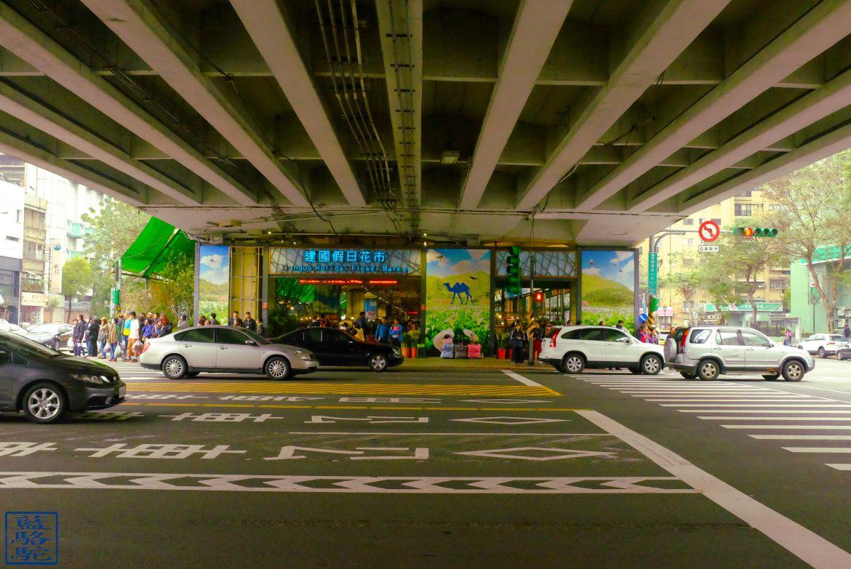Le Chameau Bleu - Blog Voyage Taiwan Taipei - Lieu du Marché aux fleurs à Taipei - Formose
