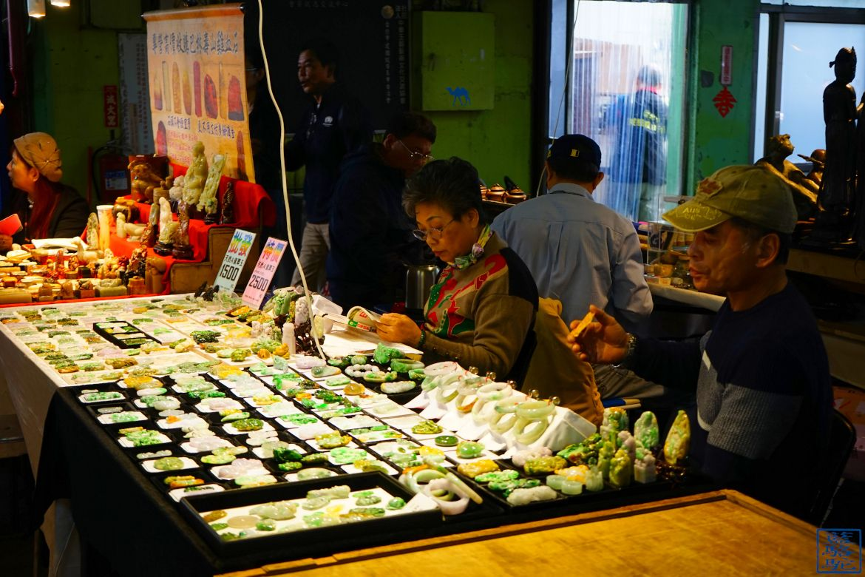 Le Chameau Bleu - Blog Voyage Taipei - Taiwan - Marché au Jade - Ikebana - séjour taiwan