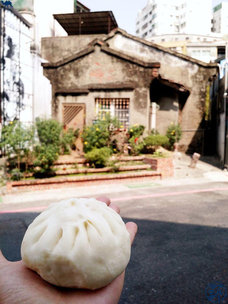 Le Chameau Bleu - Blog Voyage Taiwan - BaoZi de Tainan