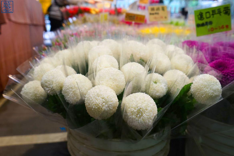 Le Chameau Bleu - Blog Voyage Taiwan - Taipei - Taiwan - Marché aux fleurs - vacances taiwan