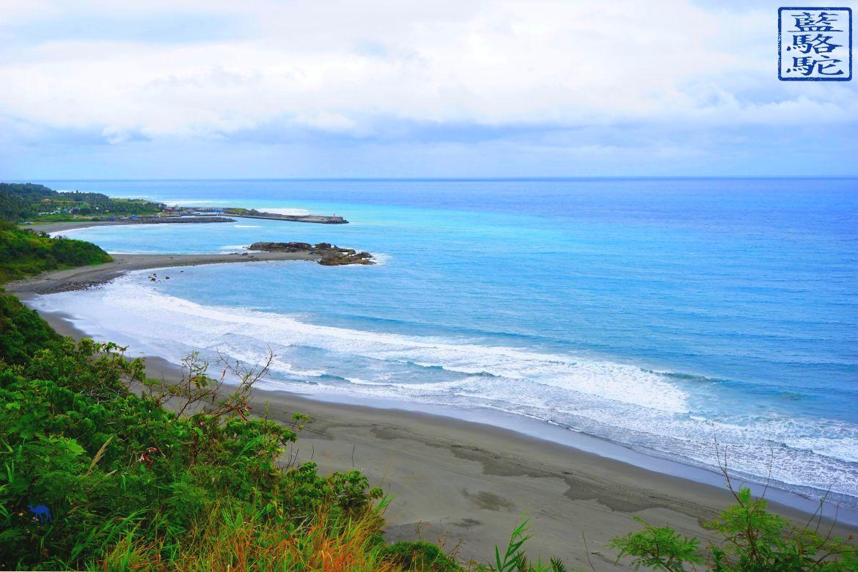 Le Chameau Bleu - Blog Voyage Taiwan - Plage de Jun Zen - Taiwan Voyage - promenade sur les cotes