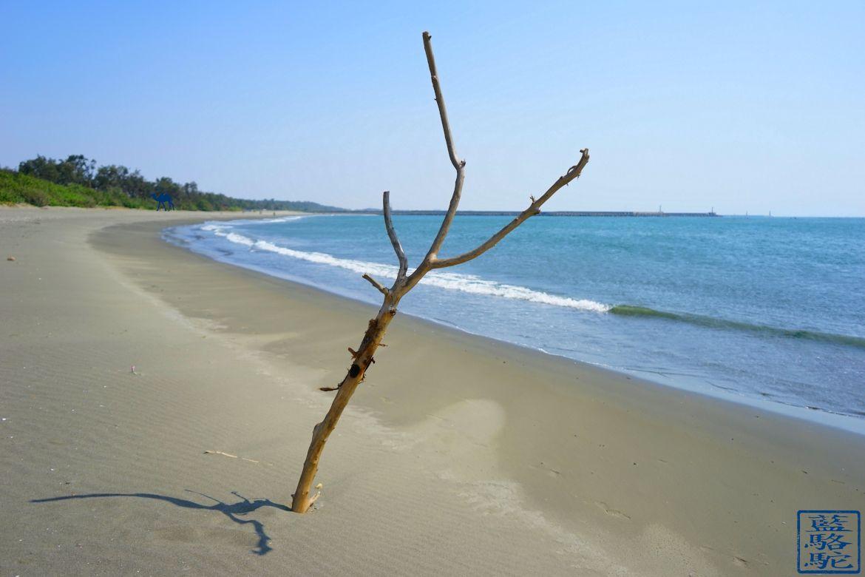 Le Chameau Bleu - Blog Taiwan - Plage de AnPing - Information sur Taiwan - Voyage à Taiwan