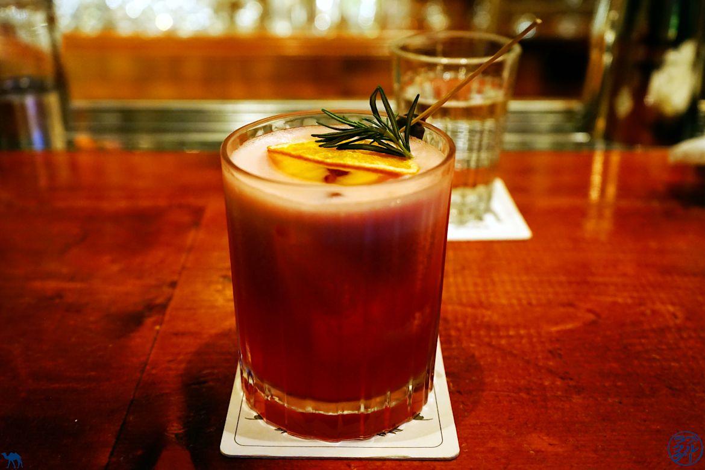 Le Chameau Bleu - Blog Voyage Tainan Taiwan - Cocktail Bar TRCR