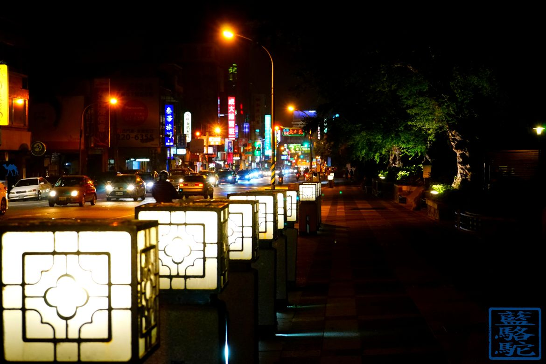 Le Chameau Bleu - Blog Taiwan Voyage - Rue de Tainan Taiwan - Voyage à Taiwan