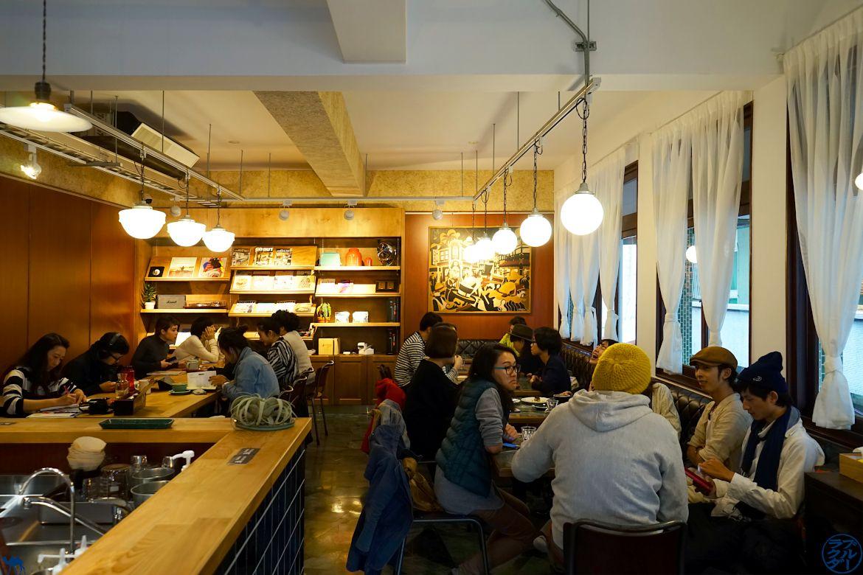 Le Chameau Bleu - Blog Voyage Taiwan- Café PariPAri à tainan