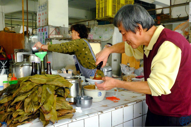 Le Chameau Bleu- Blog Voyage Taiwan- Marché YouAi à Tainan