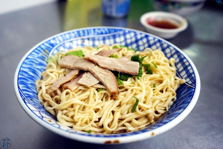 Le Chameau Bleu - Blog Voyage Taiwan - Nouilles Sèches de Tainan