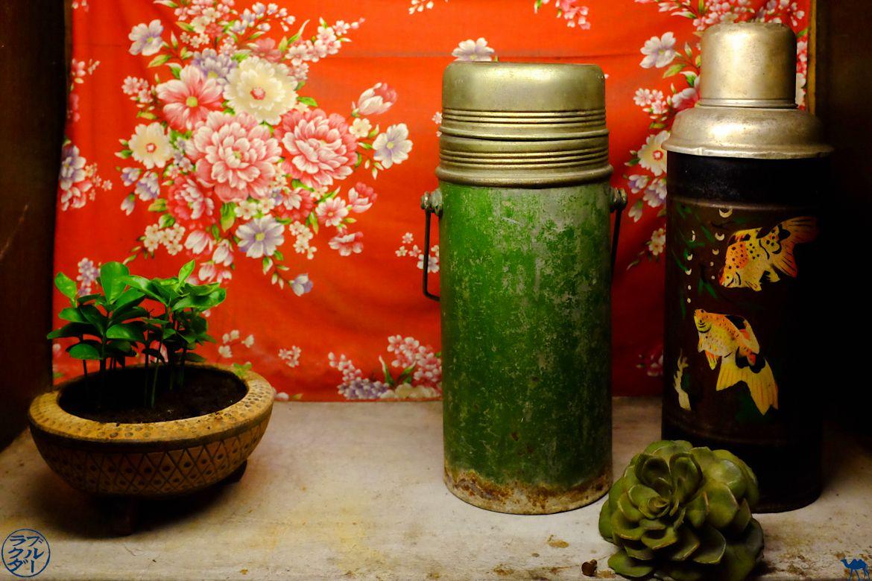 Le Chameau Bleu - Blog Voyage Taiwan- Décors Restaurant Tainan