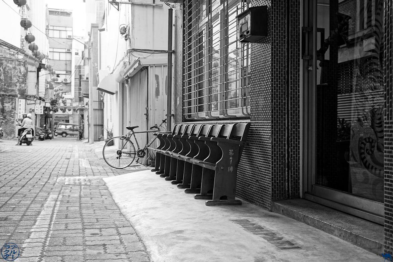 Le Chameau Bleu - Blog Voyage Tainan Taiwan - Rue PariPari