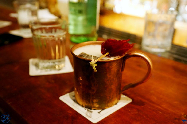 Le Chameau Bleu - Blog Voyage Taiwan- Cocktail à la roselle à Tainan