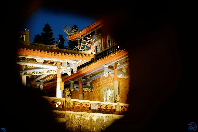 Le Chameau Bleu - Blog Voyage Taiwan- Temple de Tainan