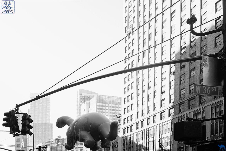 Le Chameau Bleu - Blog Voyage New York City Ballon de la Macy's Thanksgiving Parade à New York