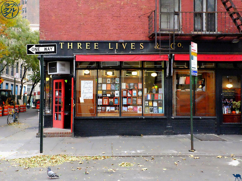 Le Chameau Bleu - Blog Voyage New York City - Voyage à New York - Libraire Trees Lives and Co